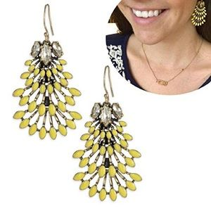 Stella & Dot Norah Earrings